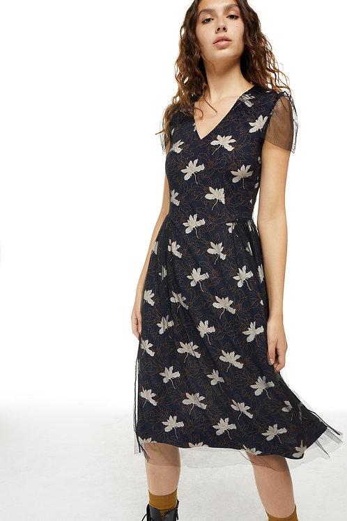 Платье FUCHSIA