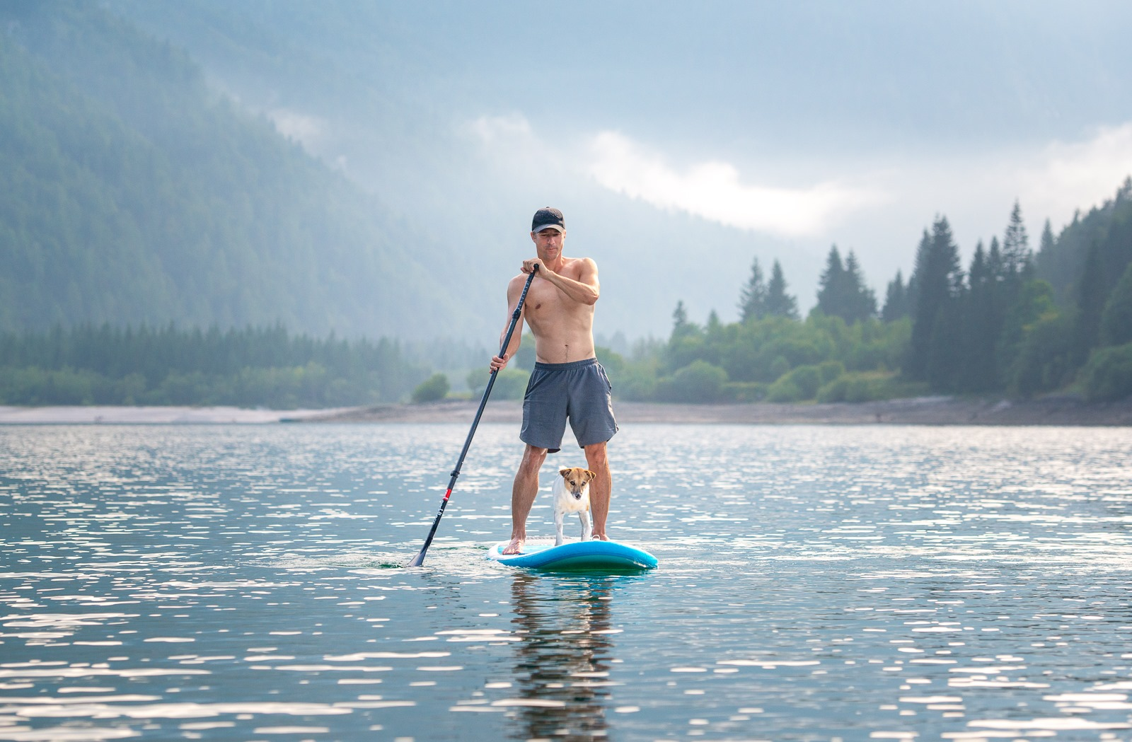 bovec paddle board guide sup
