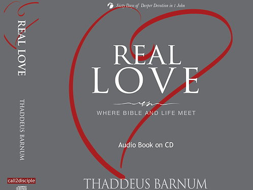 Real Love Audio Book on CD
