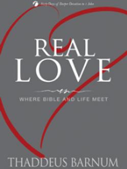 Real Love by Thaddeus Barnum