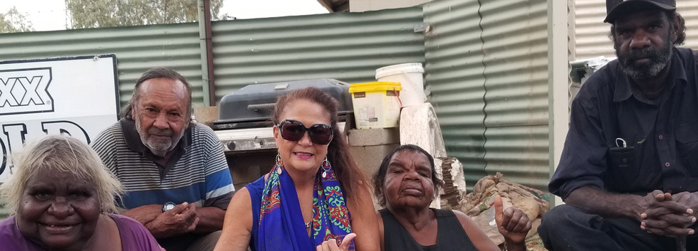 Time with Aboriginal Elders Nov 2019