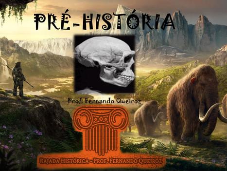 Vídeo aula:  PRÉ - HISTÓRIA