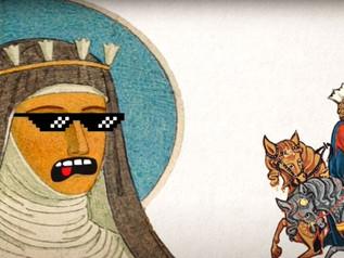 Canções de bardo: Músicas populares com letras e instrumentais de inspiração medieval