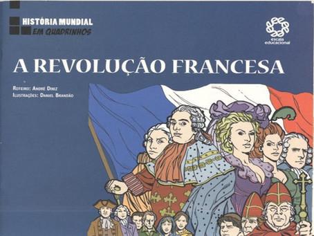 Leitura de HQ: Revolução francesa (8 º ano)