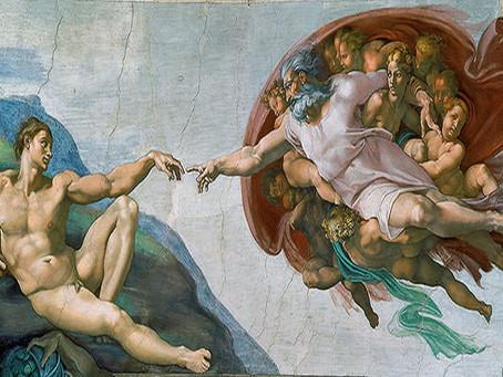 A arte como forma de se expressar: Do renascimento aos dias de hoje (exercício de reflexão 7ºanos)