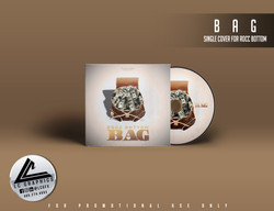 Bag Mixtape Cover Mockup