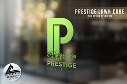 Prestige Logo Mockup