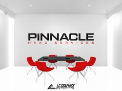 Pinnacle HVAC Services Mockup