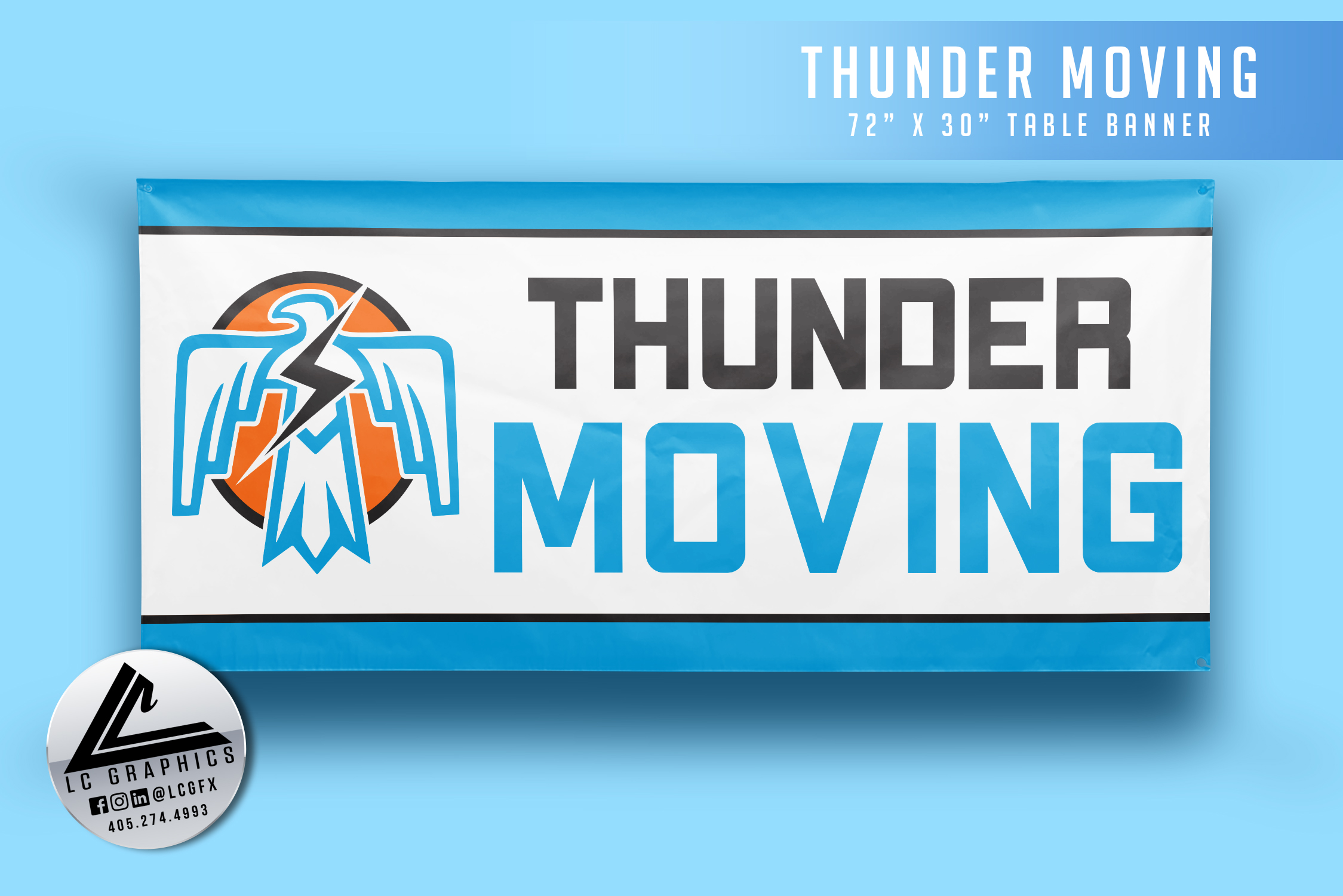 Thunder Moving Banner Mockup 2