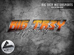 Big Trey Motorsports Decal