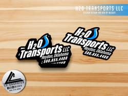 H20 Sticker