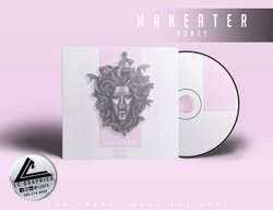 Maneater Cover Mockup