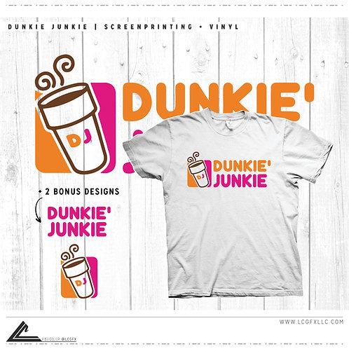 Dunkie Junkie + Freebies