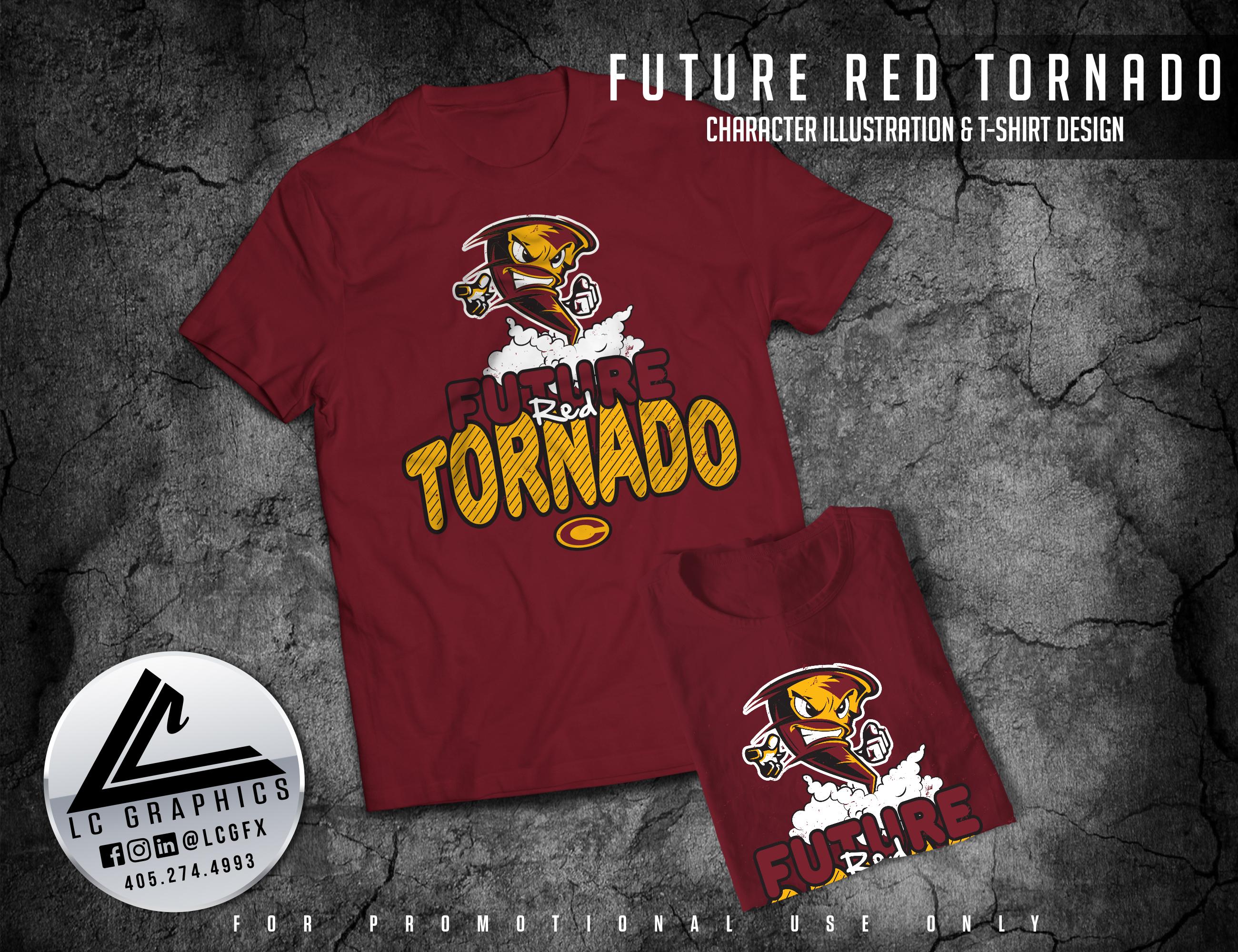 Future Red Tornado