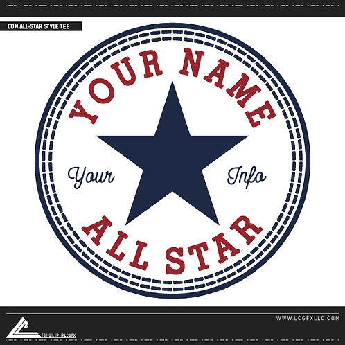 (Your Name) ALL-STARS Design