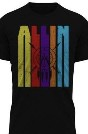 ALL IN 5 COLOR TEE