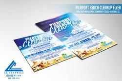 Pierpnt Beach Flyer Mockup