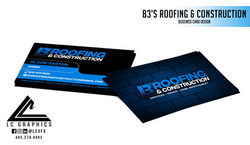 B's Roofing and Construction Business Ca