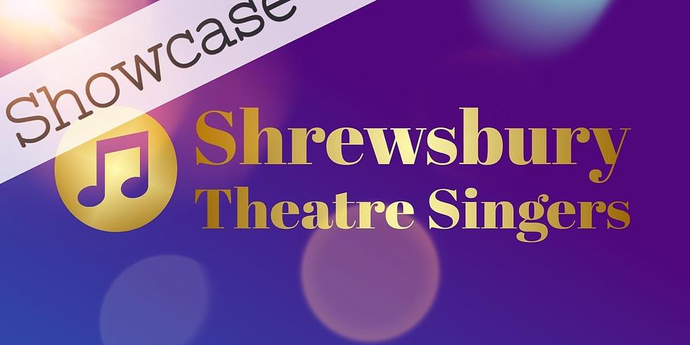 Shrewsbury Theatre Singers: End of Term Showcase