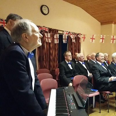 CAMC St. George's Day concert 2018