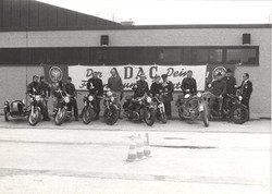Motorradturnier 1974