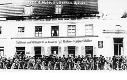 MC Dachau Fuchsjagd 1927