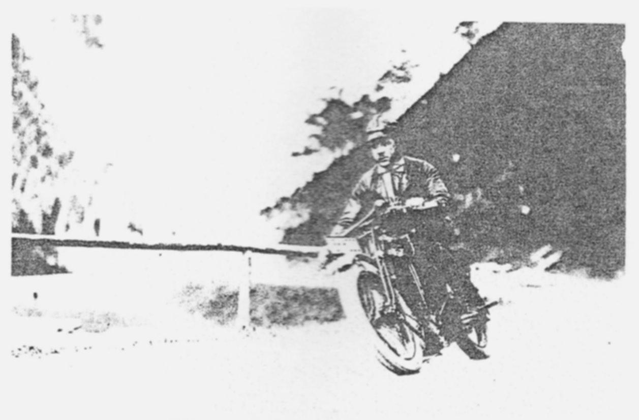 1930 Blasius Fischer Sieger Kesselbergre