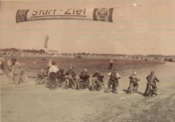 Grasbahnrennen Dachau 1950