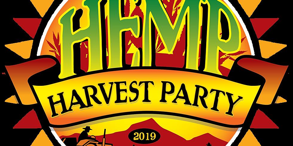 Hemp Harvest party