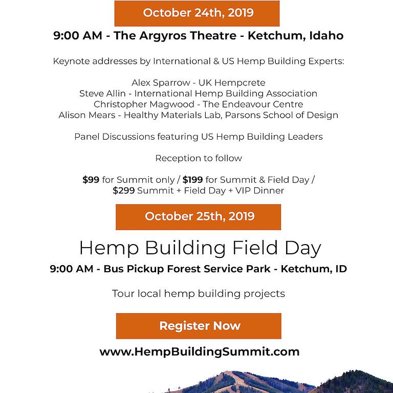 US Hemp Building Summit