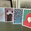 Thumbnail: Pack of  10 Coloured Animal Illustration A6 Cards