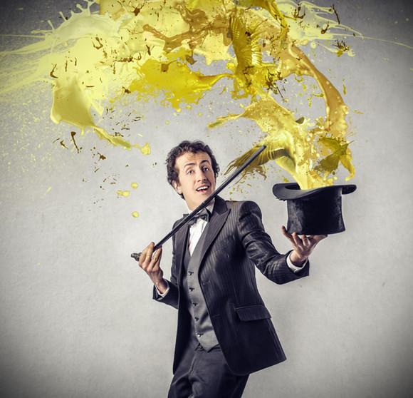 Mitarbeiterentwicklung aus dem Hut gezaubert