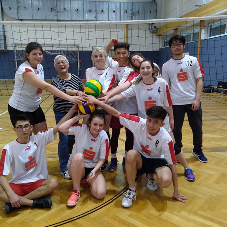 Volleyball - Oberstufe Mixed-Team