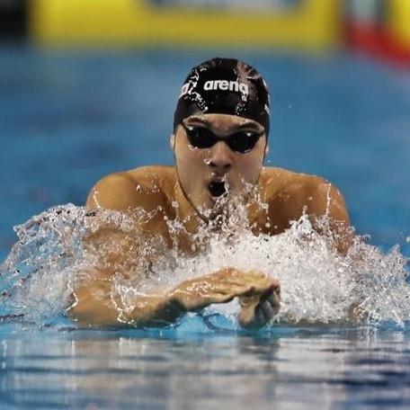 Olympialimit für Tokio über 200m Brust