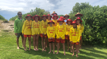 INTRODUCING FINGAL'S NEWEST JUNIOR SURF LIFE SAVERS...
