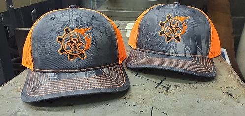Triarii Kryptek Hats, Orange