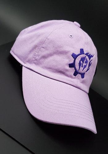 Lavender Operator Hats