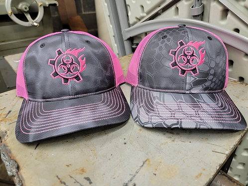 Triarii Outbreak Hats, Pink Kryptek