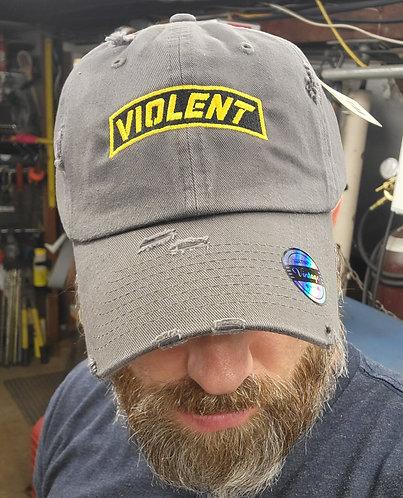 Gray Operator Hats : Violent