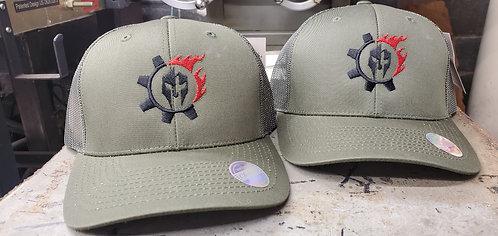 OD Green Trucker Hats