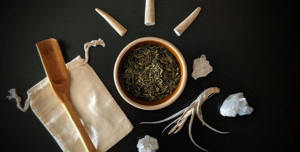 PU-ERH WHITE TEA - ORGANIC - FAIR TRADE