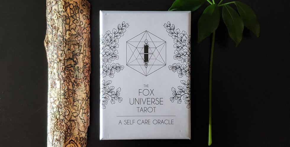 THE FOX UNIVERSE ORACLE