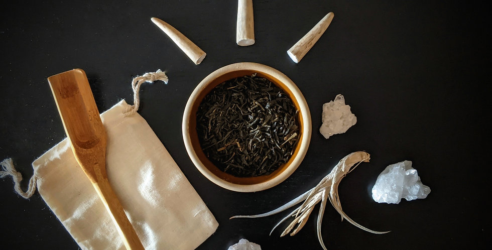 SENCHA GREEN TEA - ORGANIC - FAIR TRADE