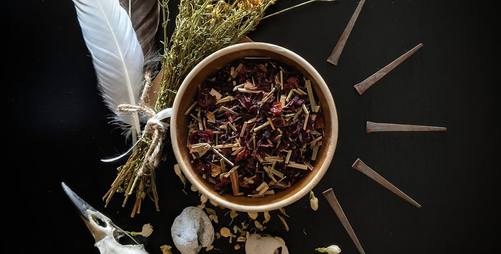 MIDSOMMAR HERBAL TEA - ORGANIC