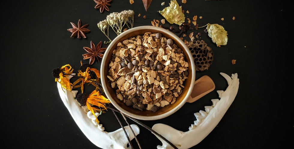 MULLING SPICES - ORGANIC