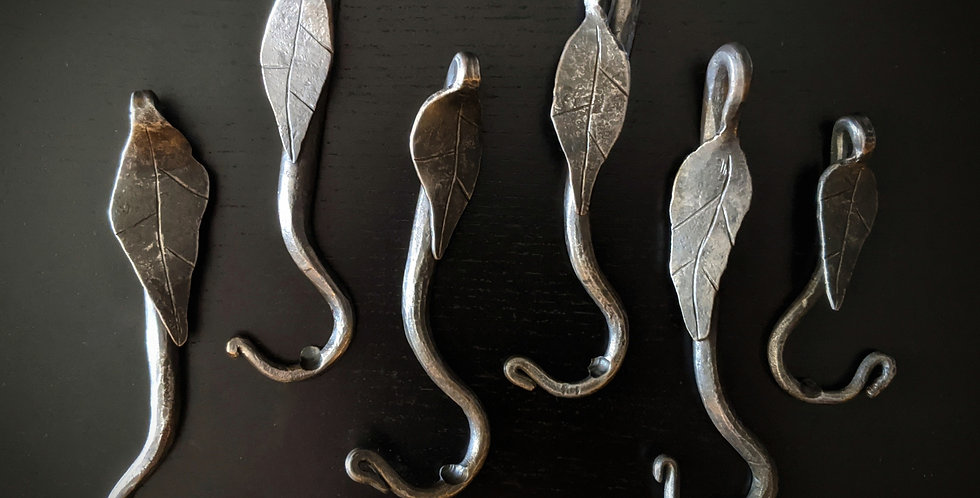 HAND- FORGED BOTTLE OPENER