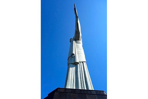 Cristo Redentor Rio de Janeiro, Zuckerhut Rio, Cristo Statue Rio, Christus Statue Rio schönstes Foto
