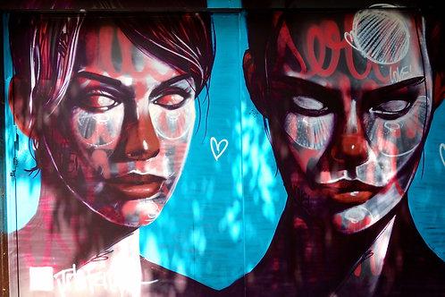 Graffiti Sao Paulo, Street Art Sao Paulo, Beco do Batman