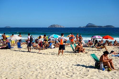 Foto Ipanema, Foto Copacabana, Ipanema Beach, Girl from Ipanema, Ipanema Rio de Janeiro