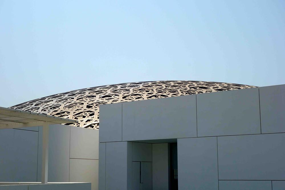 Architektur Louvre Abu Dhabi, Kunst Louvre Abu Dhabi, Fotokunst, Reisekunst